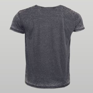 Charcoal Burnout T-Shirt